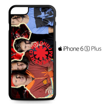 red hot chili peppers Z2358 iPhone 6S Plus Case