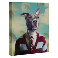 Natt Portrait n 5 Art Canvas