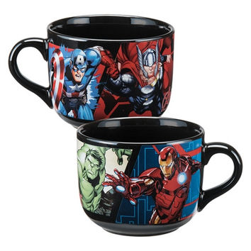 Marvel Avengers 20 oz. Ceramic Soup Mug