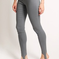 Time Traveling Stirrup Leggings | Ruche