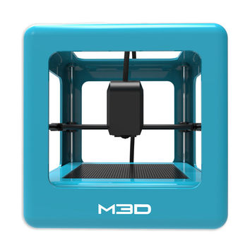 So into this design on Fab! Micro 3D Printer & 3 Filaments #FabForAll
