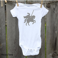 Knight Onesuits®, Prince Baby Shower