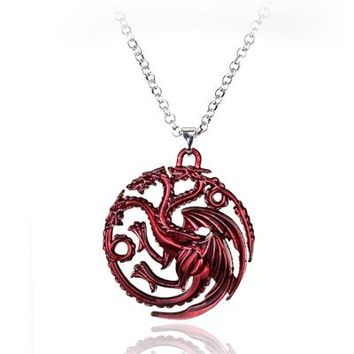 Game of Thrones House Sigil Necklaces (Variety)
