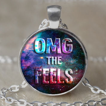 OMG The Feels Necklace