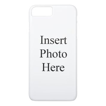 Custom Case-Mate Barely There iPhone 7 Plus Case