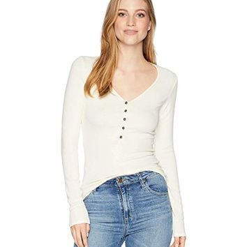 LAmade Ingrid Henley Top