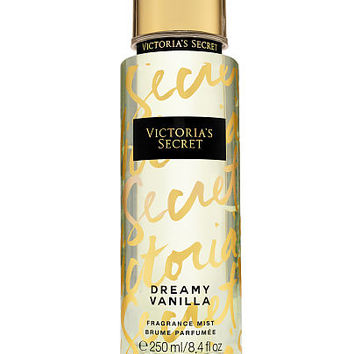 Dreamy Vanilla Fragrance Mist - Victoria's Secret Fantasies - Victoria's Secret