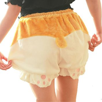Kawaii Corgi Shorts