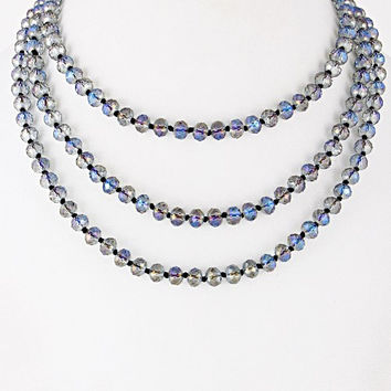 Follow You Beaded Necklace