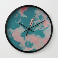 You Little Weirdo Wall Clock by duckyb