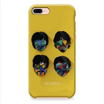 Beatles Pop Art Design iPhone 8 | iPhone 8 Plus Case