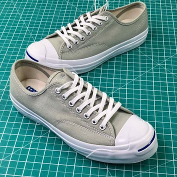 Converse Jack Purcell Signature Style 3 Low Canvas Shoes - Best Online Sale