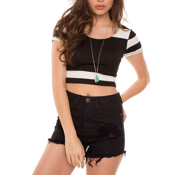 Stefani Crop Top
