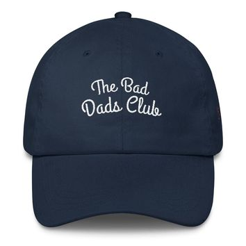 The Bad Dads Club Logo Hat