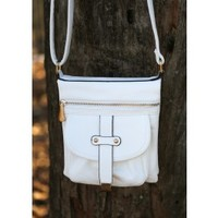 Adjusting Well Bag-White