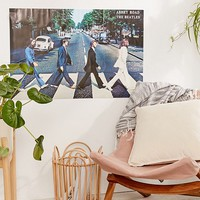 Abbey Road Poster | Urban Outfitters