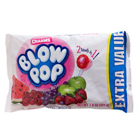 Bulk Charms Blow Pops, 5.85-oz. Extra Value Bags at DollarTree.com