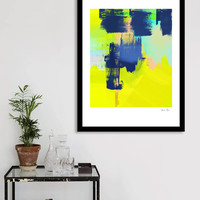 «Yellow and More», Exclusive Edition Fine Art Print by Sagacious Design - From $25 - Curioos