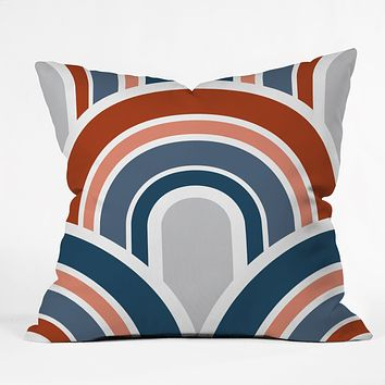 Caroline Okun Independence Throw Pillow