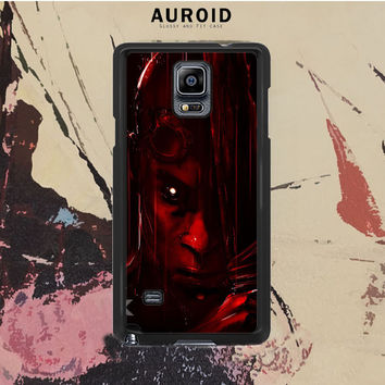 Vin Diesel Riddick Game Samsung Galaxy Note 3 Case Auroid