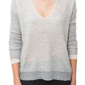 Inhabit - Double Layered V-Neck