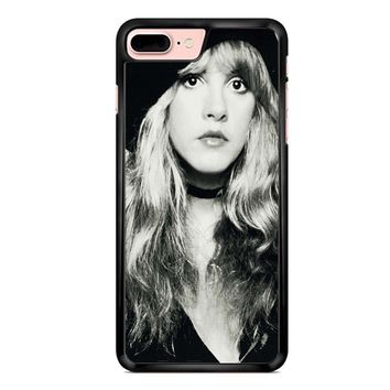 Stevie Nicks Black And White iPhone 7 Plus Case