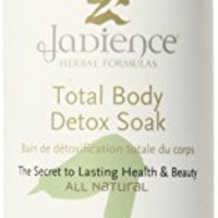 Jadience Total Body Detox Soak - Helps Improve Internal Organ Function to Naturally Draw Toxins from the Body, 16 Ounce
