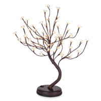 LED 22-Inch Lighted Blossom Tree