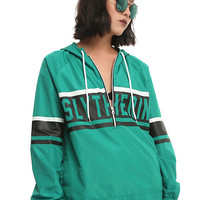 Harry Potter Slytherin Girls Windbreaker