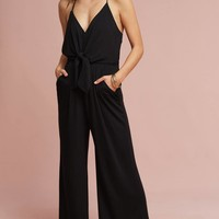 Willa Tie-Waist Jumpsuit