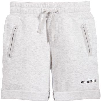 Karl Lagerfeld Boys Light Sweatshorts