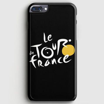 Le Tour De France Bicycle Bike Cycling iPhone 8 Plus Case