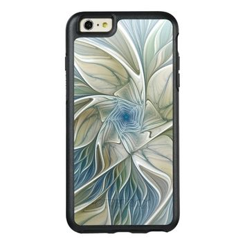 A Floral Dream Pattern Abstract Fractal Art OtterBox iPhone 6/6s Plus Case