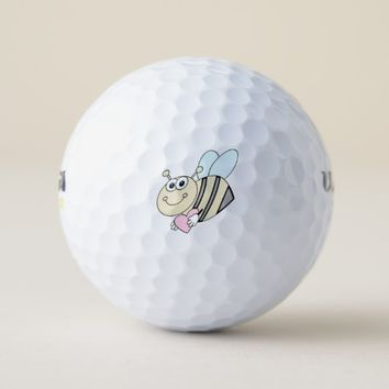 Honey Bee Golf Balls