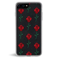 Scarlet Embroidered iPhone 7/8 PLUS Case