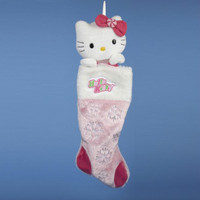 Christmas Stocking - Hello Kitty