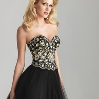 Night Moves 6626 at Prom Dress Shop