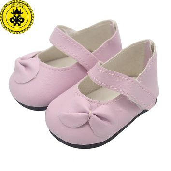American Girl Doll Shoes Fits 18 inch Doll Sports Shoes Leather Shoes Doll Accessories Madame Alexander Doll Shoes 15 Colors 515