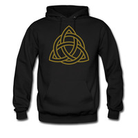 Celtic Knot Triquetra Trinity Irish Patricks Day hoodie sweatshirt tshirt
