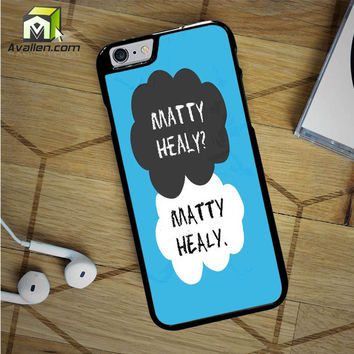 Matty Healy Tfios iPhone 6S Case by Avallen