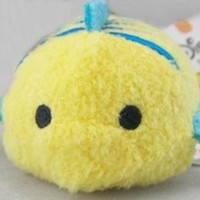 Disney Tsum Tsum Little Mermaid Flounder (Import)