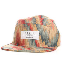 Civil Hat Camper in Acid Camo