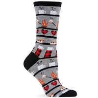 Hot Sox Women's Smores And Hot Cocoa Sock