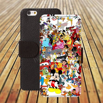 iphone 5 5s case colorful cartoon characters iphone 4/4s iPhone 6 6 Plus iphone 5C Wallet Case,iPhone 5 Case,Cover,Cases colorful pattern L425