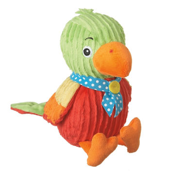Rico Mini Red Parrot Stuffed Animal