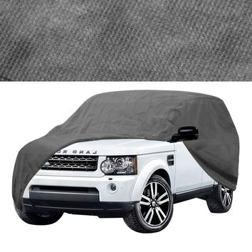 Full Auto Cover for SUV Van Truck Water Resistant Outdoor Dust 3Layer