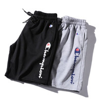 Champion Fashion Loose shorts Black Grey