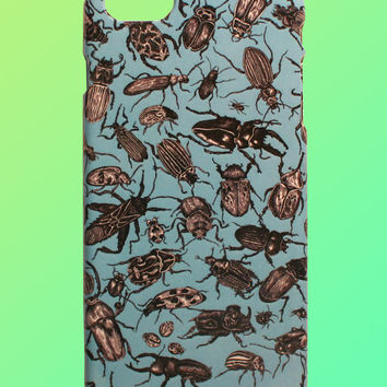 Bugs and Beetles- iPhone Case