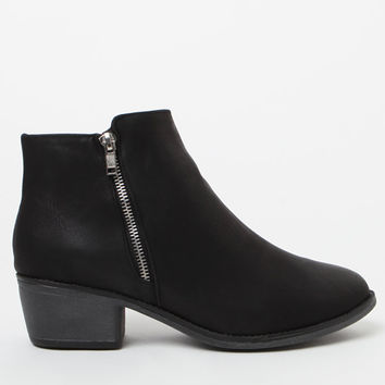 Seven Dials Yara Zippered Booties at PacSun.com