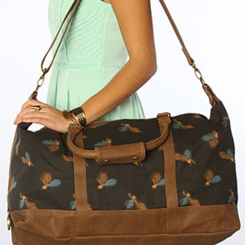 The Light As A Feather Duffle Bag